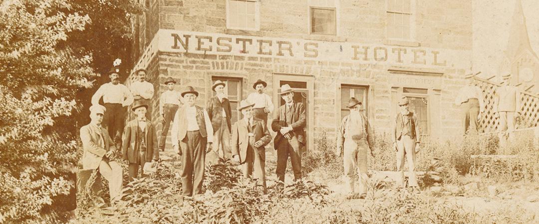 Nester House Troy