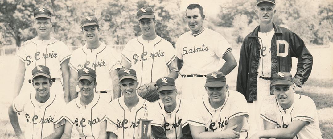 St. Croix Saints Baseball