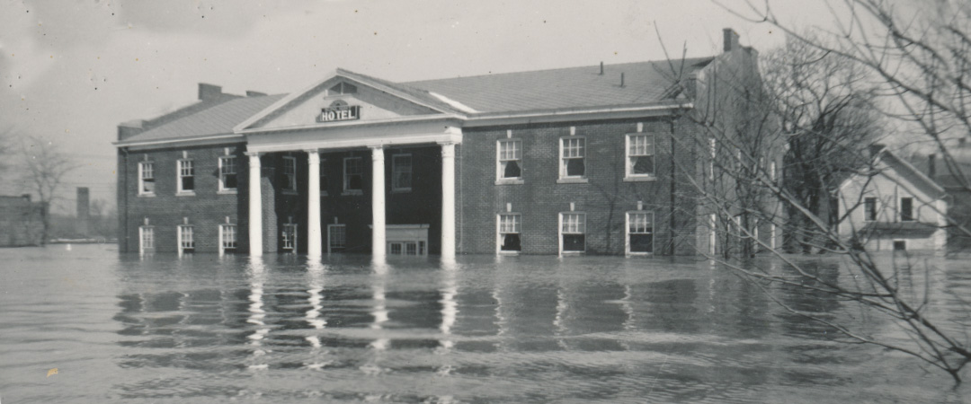 Sunlight Hotel 1937 flood
